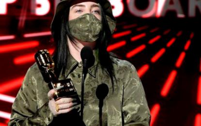 Premios Billboard 2020: Estos Fueron Los Ganadores