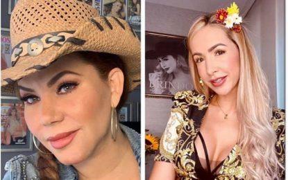 Lady Yuliana Y Lady Noriega Juntas Gracias A Nuestros Amigos Dia A Dia Del Canal Caracol Televisión Por Hoy Hacer Eco A Esta Canción Mujeres Maltratadas