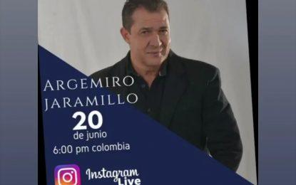 Argemiro Jaramillo El Poeta Del Despecho Este Sábado Por Instagram A Las 6:00 P.M. No Te Lo Pierdas Va A Estar Buenísimo