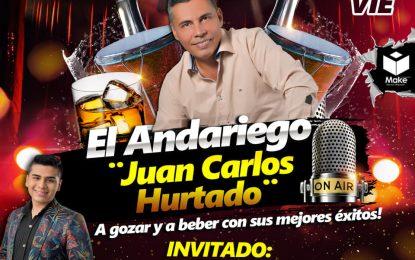 El Andariego Music Y Fedher Guarnizo El 15 De Noviembre En La Tusa Mejor Pa Donde