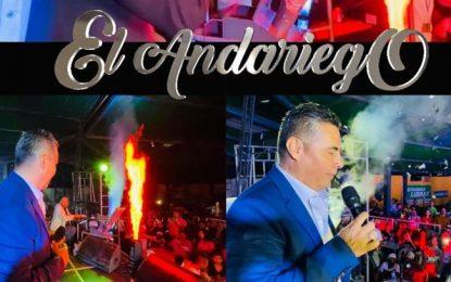 El Andariego Music Ay AmasitaAsí Fue La Presentación De Nuestro ArtistaEl AndariegoEnLlorenteNariño, Dios Los Bendiga👏🎤Amor Mal Sano,Dos Días,Sírvalo Pues,Amor Oculto,Súperalo