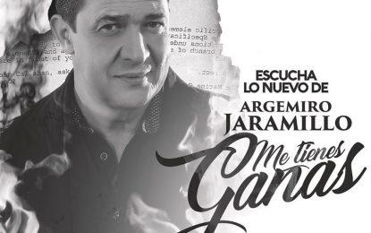 Argemiro Jaramillo El Poeta Del Despecho Sonando Fuerte En Radio Uno Cali Su Nuevo Éxito Me Tienes Ganas