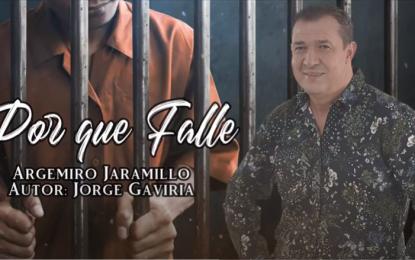 Argemiro Jaramillo El Poeta Del Despecho PORQUE FALLE Su Nuevo Lanzamiento