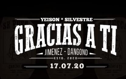 Jeison Jimenez FT Silvestre Dangond Gracias A Ti Lanzamiento Hoy Viernes 17 De Julio