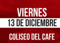 Fernando Burbano Fernando Burbano Oficial,Yeison Jimenez,Juan Raigoso En Armenia Quindio,Coliseo Del Cafe Viernes 13 De Diciembre….